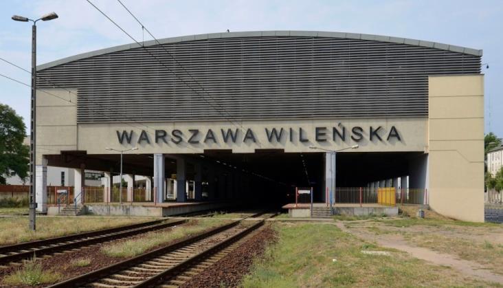 PLK wymienią sieć trakcyjną na linii Warszawa Wileńska – Zielonka