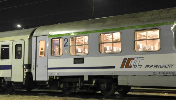 PKP Intercity znalazło w spółce dodatkowych 165 mln złotych