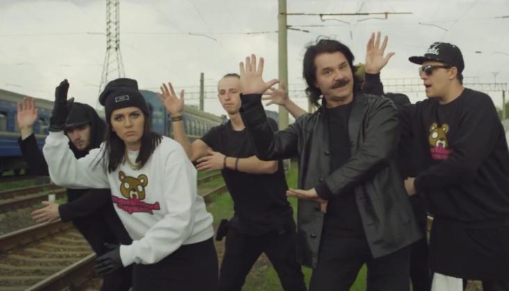 Ukraiński rap o Balczunie. Proponują PKP swojego piosenkarza